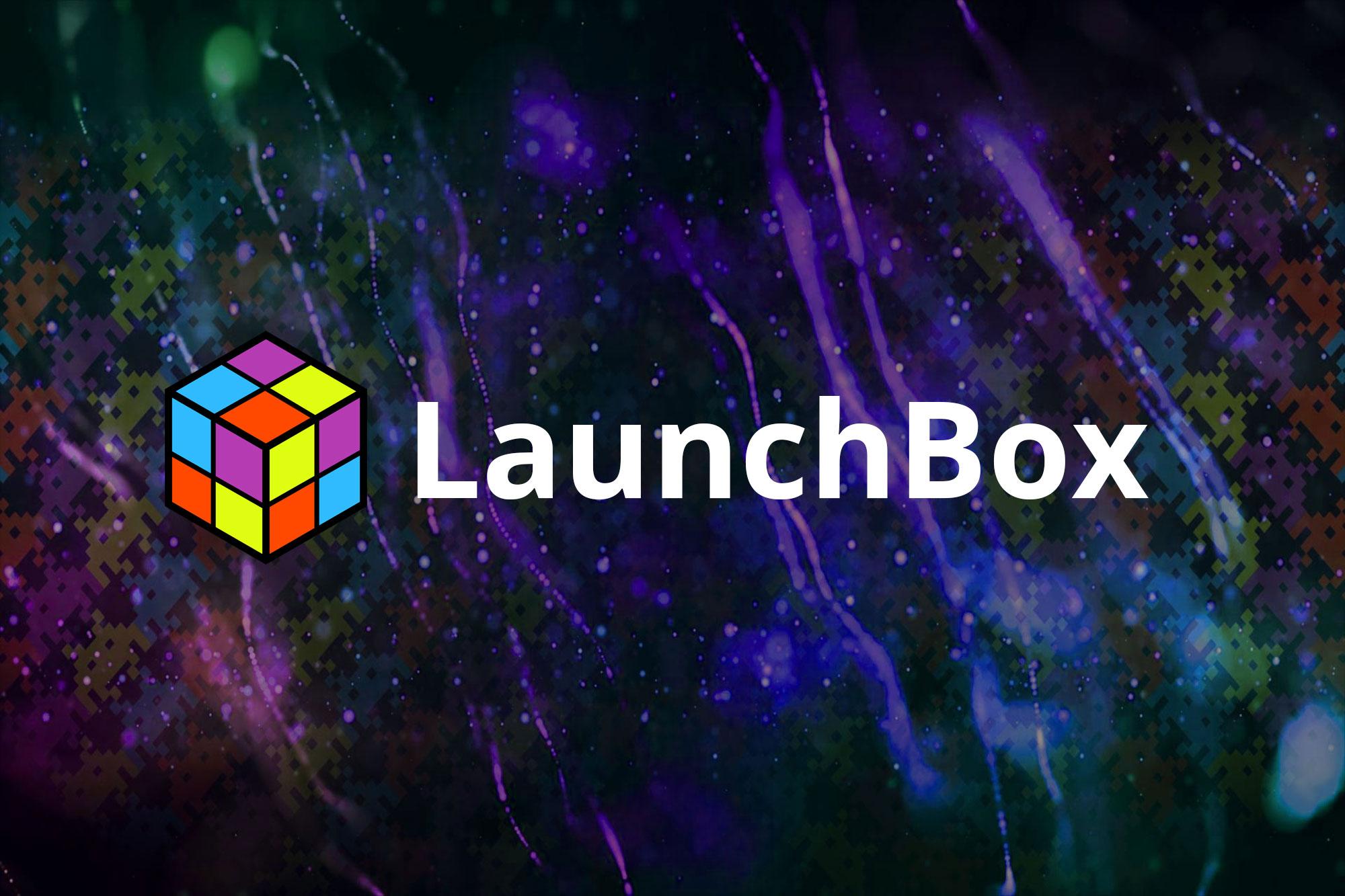 LaunchBox Website Design